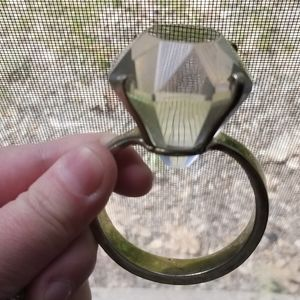 Other - Huge ring paperweight